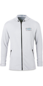 Dakine Einlass Loose Fit Front Zip Hoody Weiß 10001657