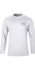 2018 Dakine Inlet Loose Fit manica lunga Top bianco 10001658