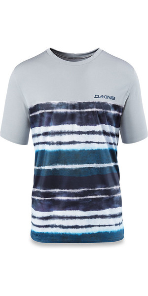2018 Dakine Intermission Loose Fit à manches courtes Surf Shirt Résine Strip 10001660