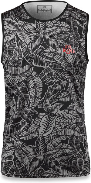 2018 Dakine Outlet Loose Fit Tank Top Schablone Palm 10001663