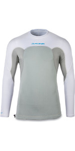 Dakine Storm Snug Fit Long Sleeve Rash Vest White 10001666