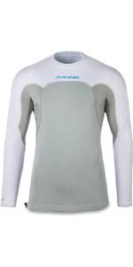 Dakine Storm Snug Fit Long Sleeve Rash Vest White 10001666