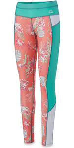 Dakine Womens Persuasive Surf Leggings Waikiki 10001684