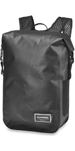 Dakine Cyclone 32L Roll Top Waterproof Back Pack Black 10001825