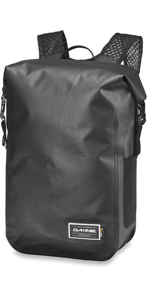 2018 Dakine Cyclone 32L Roll Top Waterproof Back Pack Black 10001825