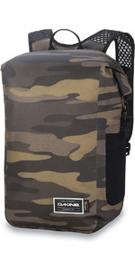 Dakine Cyclone 32L Roll Top Waterproof Back Pack Camo 10001825