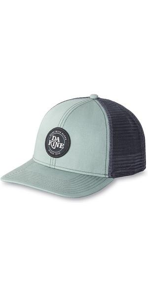 2018 Dakine Circle Crest Trucker Hat Vert clair 10001889