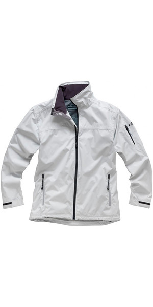 2018 Gill Heren Crew Jacket in Zilver 1041