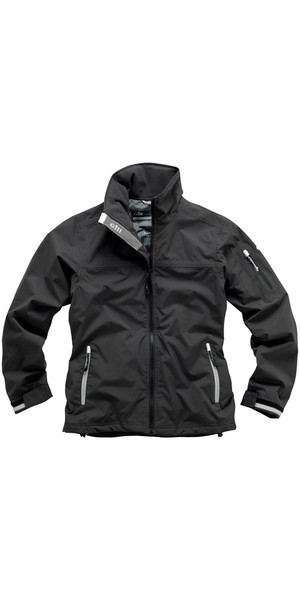 2018 Gill Ladies Crew Jacket en Graphite 1041W