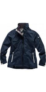 Gill Womens Crew Jacket in Navy 1041W