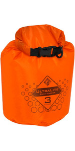 2019 Palm Support D'engrenage Ultralite / Dry Sac 3l 10434 Orange