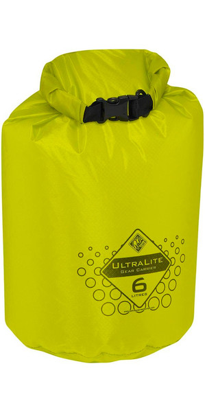 2019 Palm Ultralite Gear Carrier / Dry Bag 6L Lime 10435
