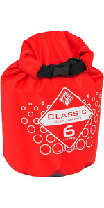2019 Palm Classic Gear Carrier / sac Dry 6L rouge 10439