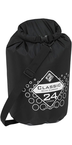 2019 Palm Classic Bagagedrager / Dry Bag 24L BLACK 10442