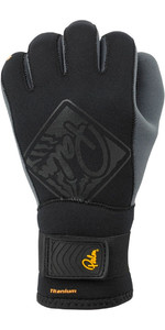 2019 Palm 3mm Hook Neopreno Kayak Glove Negro 10499