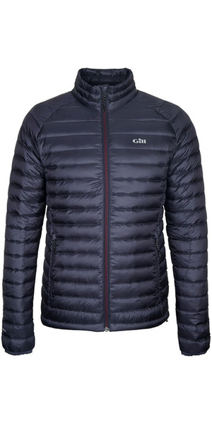 2018 Gill Hydrophobe Down Jacket Navy 1062