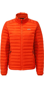 2019 Gill Womens Hydrophobe Down Jacket Orange 1065W