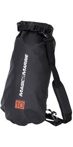 2020 Bolsa De Lona Impermeable Magic Marine 10l Negro 120830