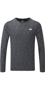 2019 Gill Herren Holocombe Crew Base Layer Charcoal 1100
