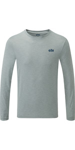 2019 Gill Herren Holcombe Crew Base Layer Grau 1100