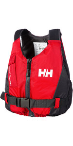 2020 Helly Hansen 50N Rider Vest / Buoyancy Aid 33820 - Red