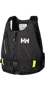 2019 Helly Hansen 50N Rider Vest / Buoyancy Aid 33820 - Ebony
