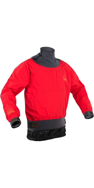 2019 Palm Vertigo Whitewater Jacket Red 11444