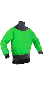 2019 Palm Vertigo Whitewater Jacket Lime 11444