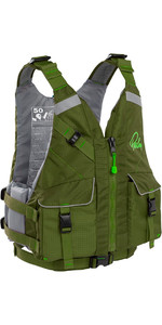 2019 Palm Hydro Adventure PFD Buoyancy Aid OLIVE 11464