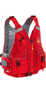2019 Palm Hydro Adventure PFD Flotabilidad Ayuda RED 11464