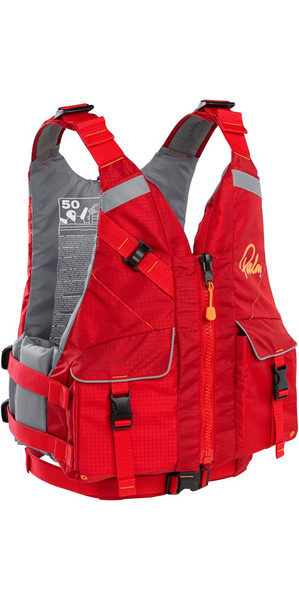 2019 Palm Hydro Adventure PFD Aiuto al galleggiamento RED 11464