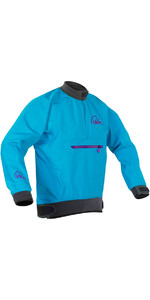 2020 Palm Vector Womens Kayak Jacket Aqua 11470