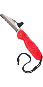 2019 Cuchillo plegable Palm RED 11479