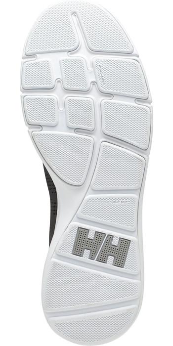 2021 Helly Hansen Ahiga V4 Hydropower 11582 - Schwarz / Weiß / Silber