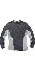 2018 Gill Mens I2 T-shirt lange mouwen ash / zilver 1277