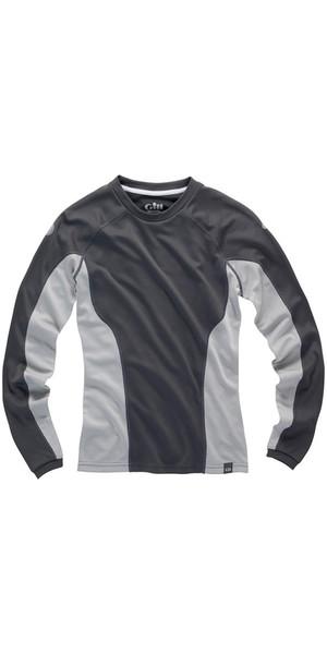 2018 Gill Ladies I2 T-shirt à manches longues Ash 1280