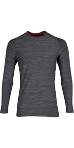 2019 Gill Heren Crew Neck Base Layer Ash 1282
