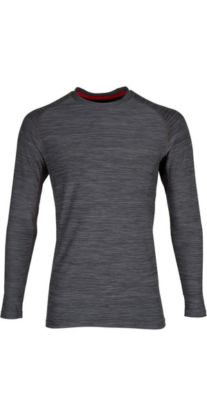 2019 Gill Herren Crew Neck Base Layer Ash 1282