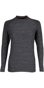 2019 Gill Dames Crew Neck Base Layer Ash 1282w