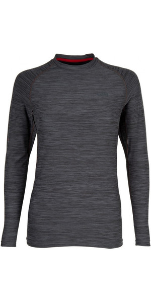2019 Gill Damen Crew Neck Base Layer Ash 1282W