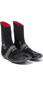 2019 Typhoon Zephyr 5mm GBS Split Toe Wetsuit Boots 300310 - Black