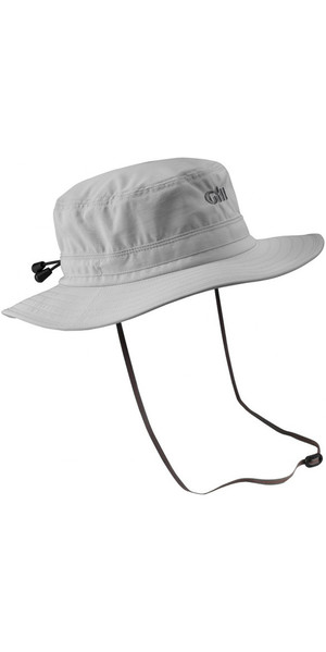 2019 Gill Technical Sailing Sun Hat Argent 140