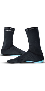 2020 Magic Marine Drysuit Oversocks Sorte 140.315