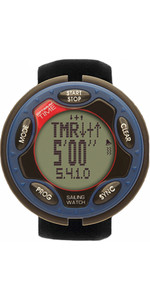 Reloj de vela recargable Optimum Time Series 14 2019 DARK BLUE 1454R