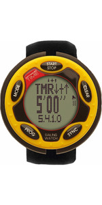 Reloj de vela recargable Optimum Time Series 14 2019 YELLOW 1455R