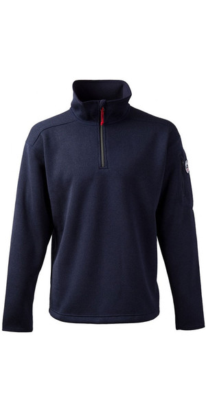 2018 Gill Mens Knit Fleece en Marine 1491