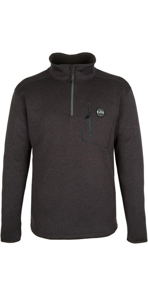 Gill Gillette Knit Fleece Graphit 1492