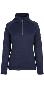 2021 Gill Womens Knit Fleece Navy 1492W