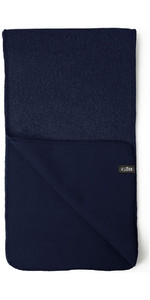 2019 Gill Knit Fleece sjaal Navy 1496