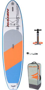 2020 Naish Nalu 11'6 Paquete De Stand Up Paddle Board - Tabla, Bolsa, Bomba Y Correa 15130